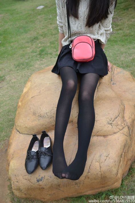 Bamboo Rayon Diamond Tights