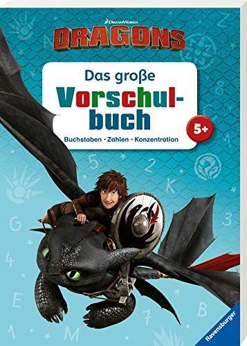 Dreamworks Dragons Das Groaÿe Vorschulbuch Dragons Dreamworks Das Vorschulbuch Vorschulbuch Bucher Dreamworks Dragons
