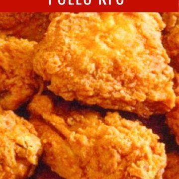 Como Hacer El Pollo Frito A La Broaster Kfc Receta Secreta Original Casera Pollo Kfc Pollo Como Hacer Pollo