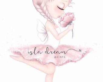 Art Print Crysta The Fairy