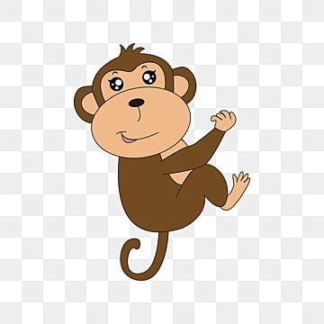 Cartoon Vector Funny Monkey Clipart Material Monkey Clipart Monkey Clipart Cartoon Monkey Little Monkey Png And Vector With Transparent Background For Free D In 2021 Cartoon Monkey Cartoons Vector Work Cartoons