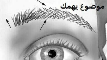 تكلفة زراعة شعر الحواجب فى مصر والرياض و تركيا موضوع يهمك