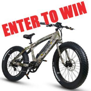Enter To Win Electric Mountain Bike Mountain Biking Bike