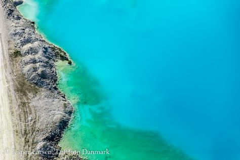Limestone Mine Wwwluftfotodanmarkdkaerial Photographyaerial - Incredible 360 degree aerial photography by andrew griffiths