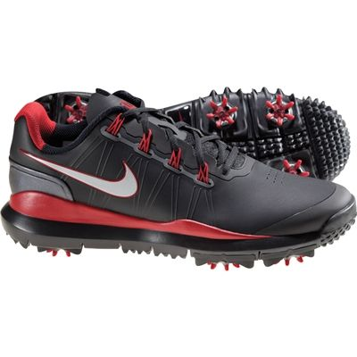 Nike Men s Closeout TW13 Golf Shoes - Black Red  0294156723cd