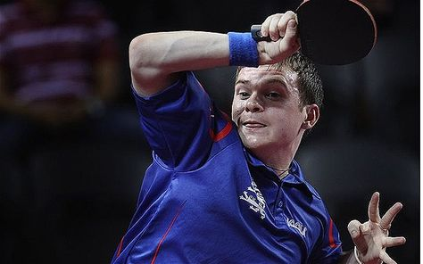 Paul Drinkhall leads the way as six table tennis players selected for Team GB