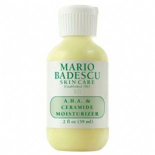 Mario Badescu Aha Ceramide Moisturizer Daytime Moisturizer Mario Badescu Skin Care Light Moisturizer