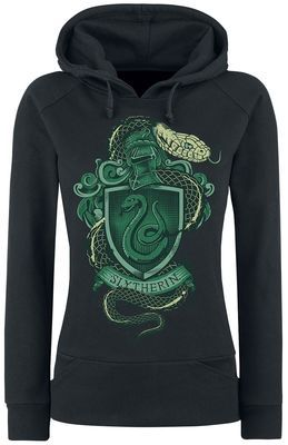 Slytherin | Harry potter outfits, Slytherin hoodie