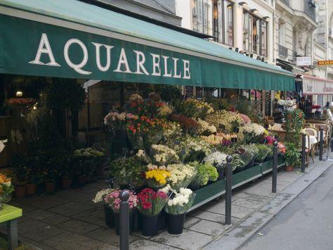 Boutique Aquarelle 9 Rue De Buci Paris 6e