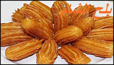 مطبخ الذوق الرفيع بلح الشام Food Mussels Almond
