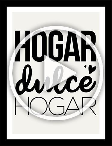 Poster Adhesivo Hogar Dulce Hogar In 2020 Home Decor Bedroom
