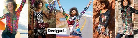 Maillot de bain Desigual, sacs,robes, top,tuniques, t-shirts sont en vente sur notre site www.bestofbikinis.fr