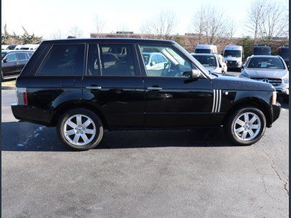 Used 2008 Land Rover Range Rover Hse For Sale In Franklin Tn 37067 Kelley Blue Book Land Rover Custom Range Rover Range Rover