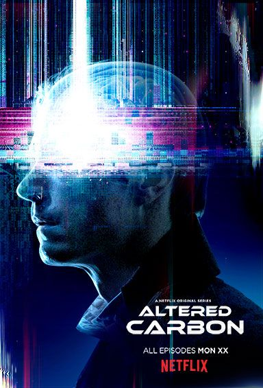 Altered Carbon Altered Carbon Carbon Tv Science Fiction Movies