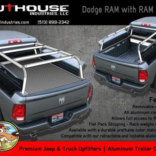 Nutzo Rambox Series Expedition Truck Bed Rack Nuthouse Industries Expedition Truck Truck Bed Rambox