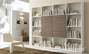 Libreria Minerva - mondo convenienza | interiors | Pinterest ...
