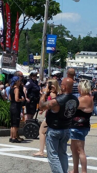 Laconia Bike Week 2015