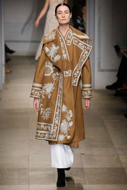 Erdem Autumn/Winter 2017 Ready-To-Wear Collection | British Vogue