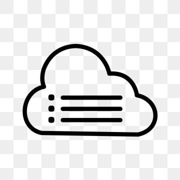 Vector Cloud Data Icon Cloud Icons Data Icons Cloud Png And Vector With Transparent Background For Free Download Data Icon Cloud Data Cloud Icon