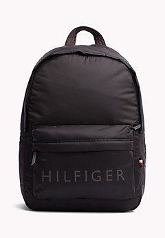Tommy Hilfiger By Kaitlyn In 2020 Black Backpack School Bags Boys Backpacks