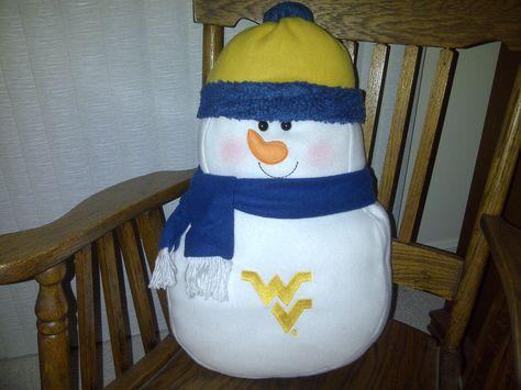 West Virginia snowman  My snowman. Amy~
