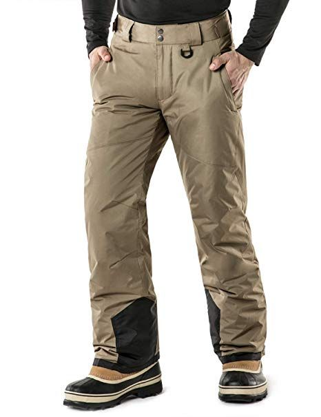 Water-Repel Insulated Ski Pants TSLA Womens Winter Snow Pants Ripstop Snowboard Bottoms
