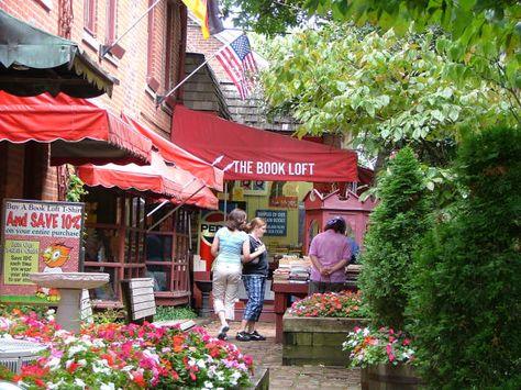 German Village/Book Loft