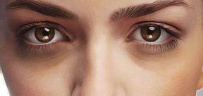 masque anti cernes yeux homme