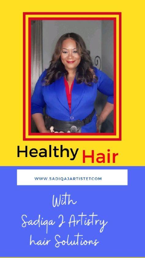 Growing Healthy Kinky curly hair