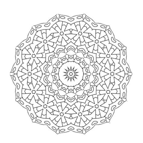 Best Coloring Books Ever Mandala Coloring Pages Mandala