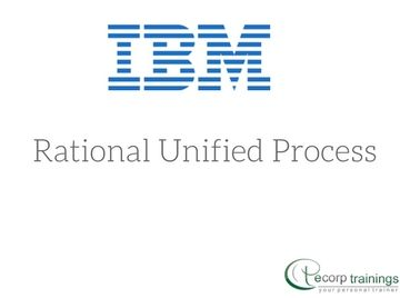 IBM Rational Unified Process is a knowledge base, containing