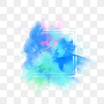 Colorful Aesthetic Explosion Smoke Border Color Beautiful Explosion Png Transparent Clipart Image And Psd File For Free Download Hologram Colors Colorful Backgrounds Geometric Art