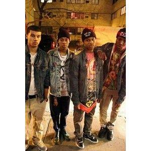 boy swag crew :D