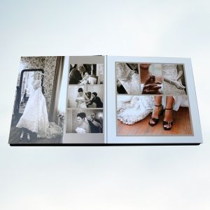 Classic Wedding Album Design Style From Studio Weddingalbumstudio