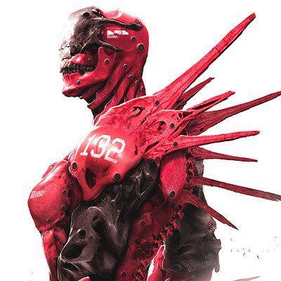 Artstation Nivanh Chanthara Robot Concept Art Artwork Character Design