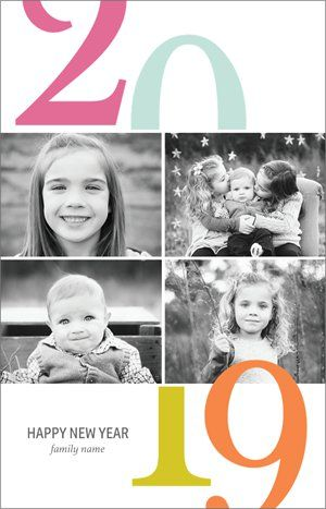 New Year Holiday Cards Templates Designs Vistaprint Holiday Card Template Holiday Trends New Year Holidays