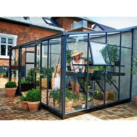 Ma Serre De Jardin 12m2 3400 Winter Garden Pinterest Winter Garden Garden And Glas