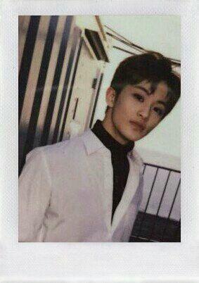 NCT Mark Polaroids