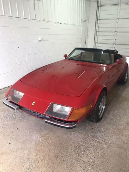 1972 Ferrari Daytona Replica