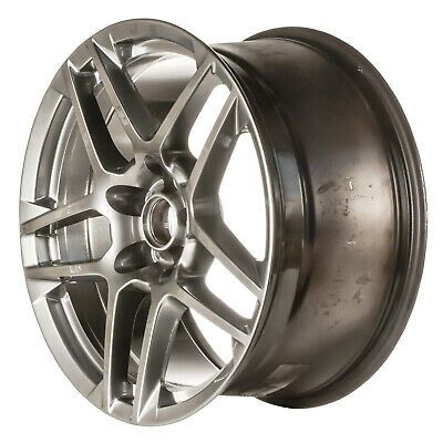 Advertisement Ebay Oem 19x9 5 Alloy Wheel Medium Smoked Hypersilver Full Face Painted 560 3913 In 2020 Alloy Wheel Wheel Alloy