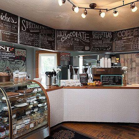 Cozy coffee shop design ideas 47 | Coffee shop interior ...