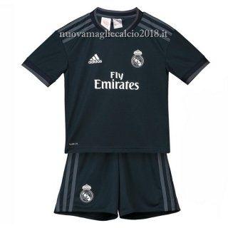 Away Completo Bambino Nuova Maglia Real Madrid 2018 2019   Mens ...