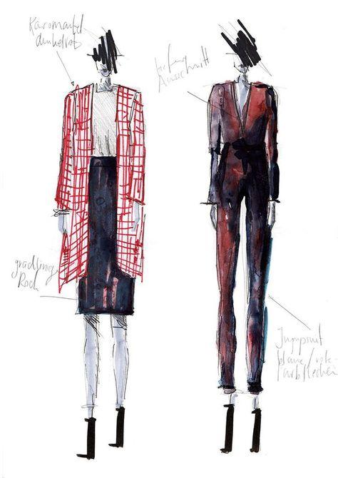 Die eigene Modekollektion erstellen - so geht's