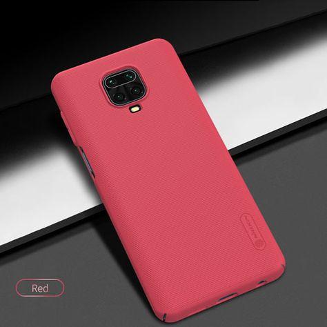 قاب محافظ شیائومی ردمی نوت 9 اس مارک نیلکین استند 9 Phone Cases Electronic Products Case