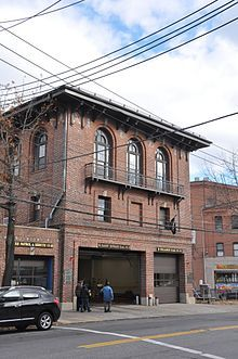 Port Chester Fire Headquarters New York Wikipedia