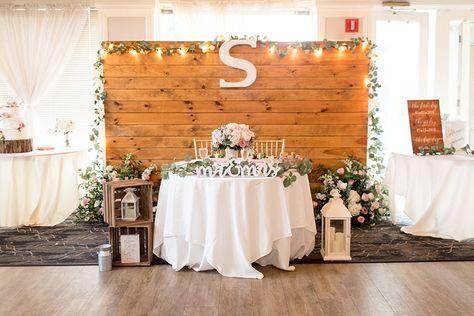 #springwedding #summerwedding #pink #gold #rusticwedding #sweethearttable #lanterns #weddingbackdrop #blush #roses #springweddingdecor #weddingdecorideas #springweddingcolors #receptionvenue #woodsywedding #njvenue #njbride #newjerseybride #rusticvenue #blueheronweddings #ronjaworskiweddings #coastalweddings #crates #eucalyptus #ballroom #headtable #mrandmrs #bouquet #weddingflowerideas #weddingflowers #greenery