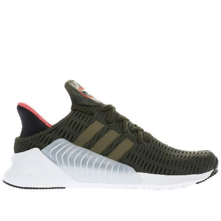 Adidas khaki climacool 02/17 trainers #Deconstructed street-style ...