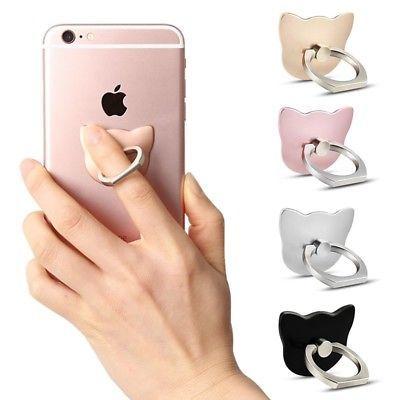 360 Degree Finger Phone Holder Stand Popsocket Iphone X 8 6s 6 7