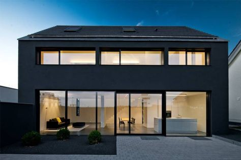 Homify 360°: Kleines, Modernes Haus