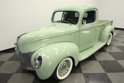 1940 Ford Pickup Pickup Truck 327 V8 4 Speed Automatic W
